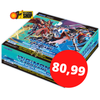 Booster 1.5 Digimon TCG 80,99