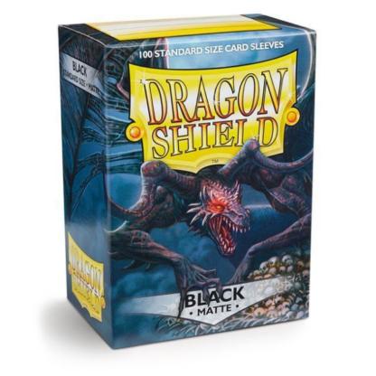 Dragon Shield Matte Black