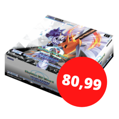 BT05 Digimon TCG 80,99