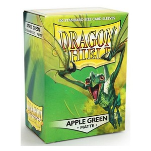 Fundas Dragon Shield Apple Green Estandar a 6,89 €