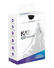 Pack 100 fundas Estándar Ultimate Guard Katana Negro