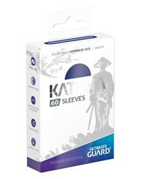 Pack 60 fundas Ultimate Guard Katana Azul