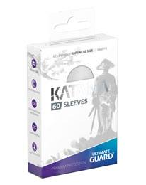 Pack 60 fundas Ultimate Guard Katana Blanco