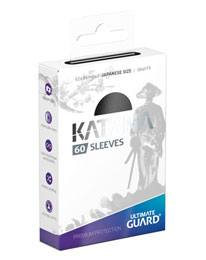 Pack 60 fundas Ultimate Guard Katana Negro