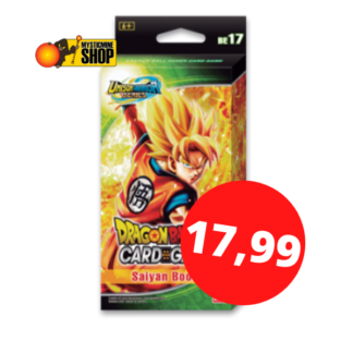 DBS Saiyan Boost Expansion Set BE17