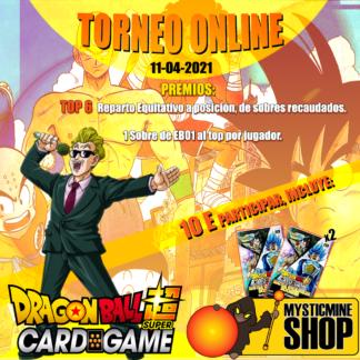 Torneo Online 11 de Abril 16:00