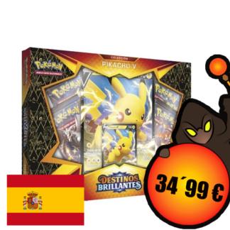 POKEMON SHINING FATES ESPAÑOL