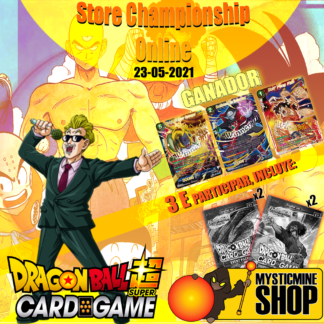 Torneo DBZ Store ChampionShip 23