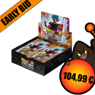 Dragon Ball Super Card Game - Archive Booster Display AB-01 (24 Packs)