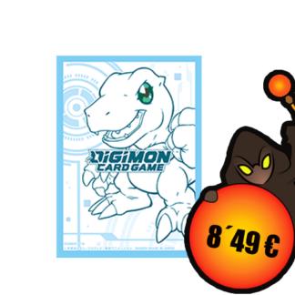Fundas Oficiales Digimon TCG – V 1