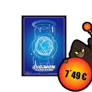 Fundas Oficiales Digimon TCG – V 3