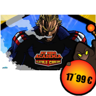PLAYMAT ALL MIGHT WEB