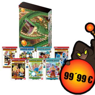 DragonBall Carddass Premium Edition DX Set