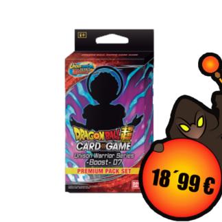 DragonBall Super Card Game - Premium Pack Set 7 PP07 Display (8 Sets)